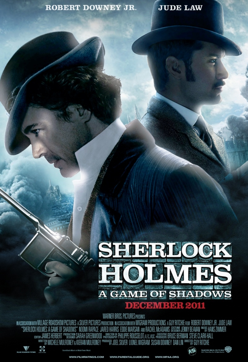 film Sherlock Holmes 2 Jeu d ombres FRENCH BDRIP en streaming