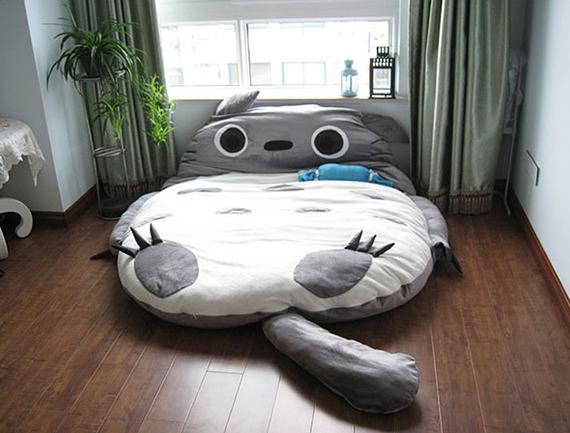 un lit original 30 framboisemood. Black Bedroom Furniture Sets. Home Design Ideas
