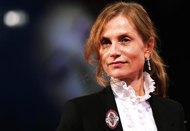 Isabelle Huppert sera Lauren