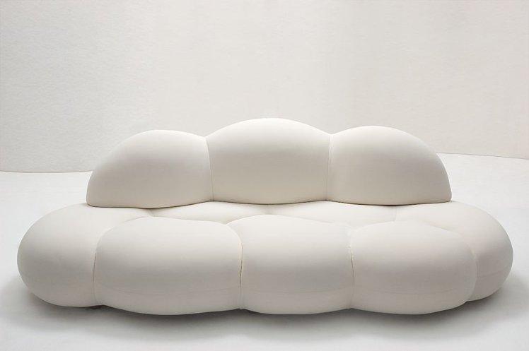 design le canap nuvole by sergio giobbi pour giovanetti framboisemood. Black Bedroom Furniture Sets. Home Design Ideas