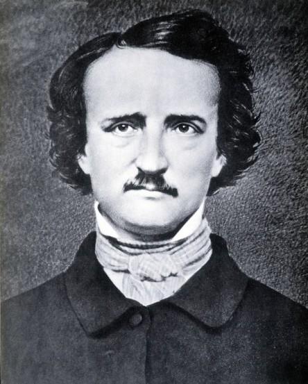 Portrait de l'ecrivain americain Edgar Allan Poe (1809 - 1849) photographie par Brady au 19eme siecle. ©Selva/Leemage