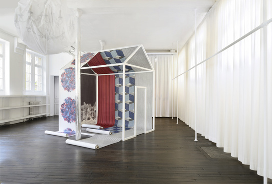 Les impressions murales de la maison martin margiela - Boutique en ligne decoration maison ...