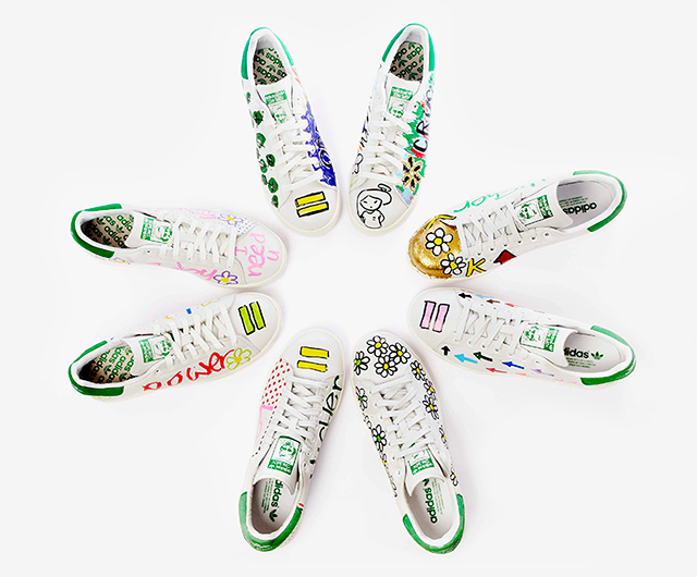 newest collection 00aa4 cb02e Mode   Adidas Stan Smith x Pharrell Williams