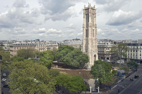 En promenade la visite de la tour saint jacques framboisemood - Tour saint jacques visite ...