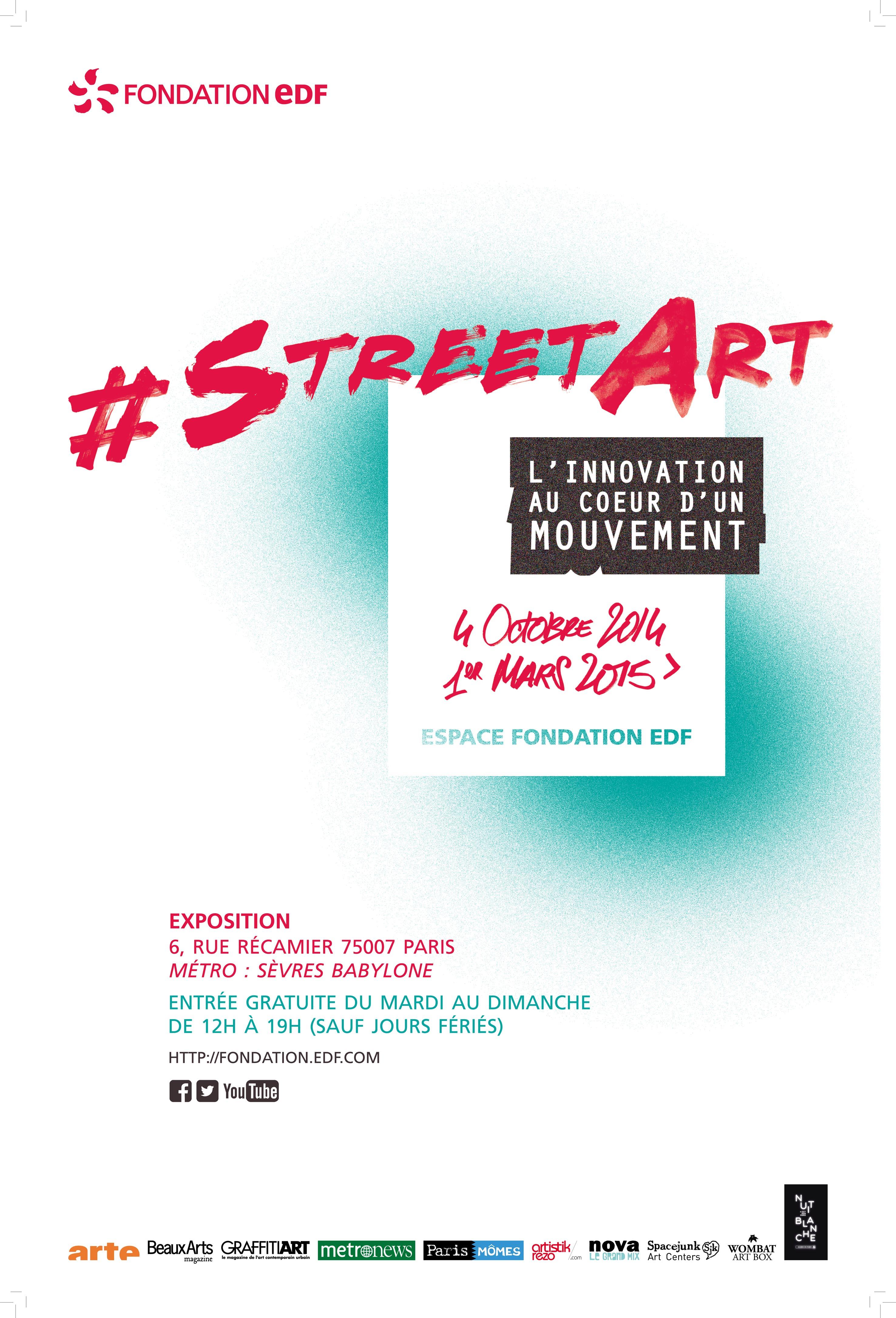 exposition streetart l innovation au c ur d un mouvement framboisemood. Black Bedroom Furniture Sets. Home Design Ideas