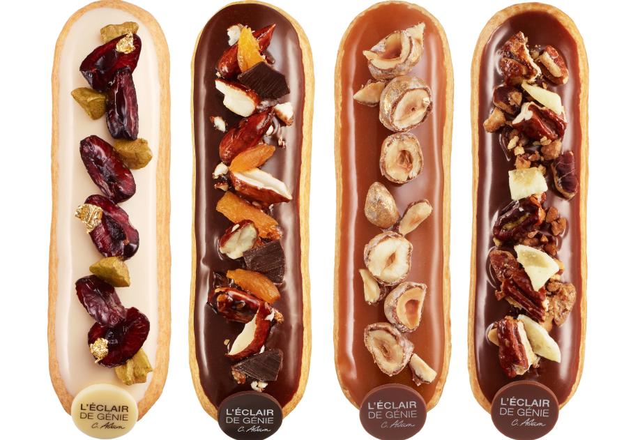 Meilleur eclair au chocolat 2015