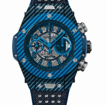 La montre Hublot,  Big Bang Unico Italia Independent