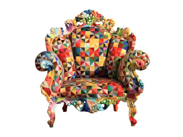 design le fauteuil poltrona di proust revisit par geumseong gang framboisemood. Black Bedroom Furniture Sets. Home Design Ideas