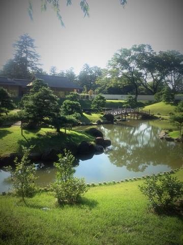 Gyokusen-en kanazawa japon