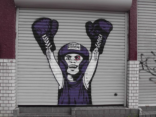 street art à nara japon