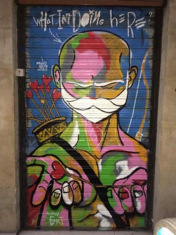 STREET ART 0 PARIS
