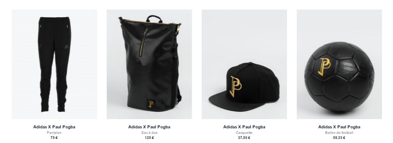 Mode : Adidas X Paul Pogba – FramboiseMood