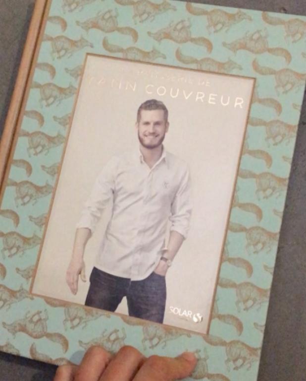 Le Premier Livre Du Chef Patissier Yann Couvreur Sort En