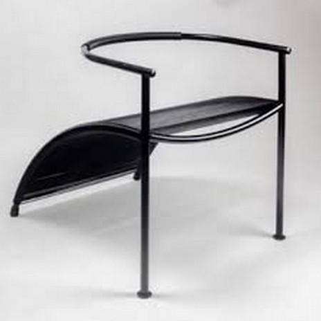 Impressive Chair a été désignée par le designer français Philippe Stark (Copier)