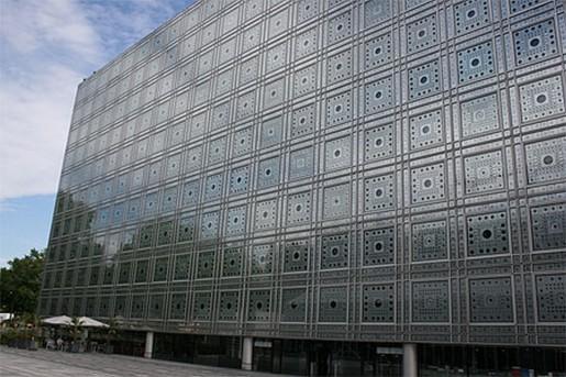 institut du monde arabe (Copier)