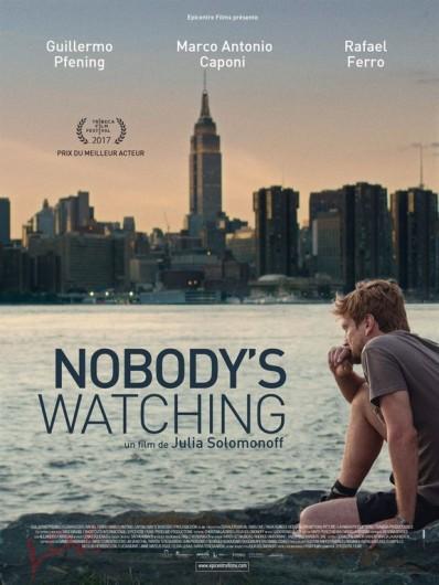 NOBODY'S WATCHING (Copier)